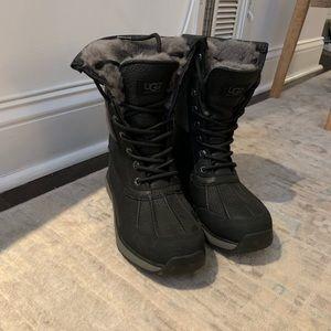 Ugg Shoes Neon Green Boots Poshmark